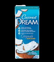 Boisson à la noix de coco originale non sucrée Coconut DreamMC