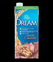 Boisson de riz enrichie au chocolat Rice DreamMC